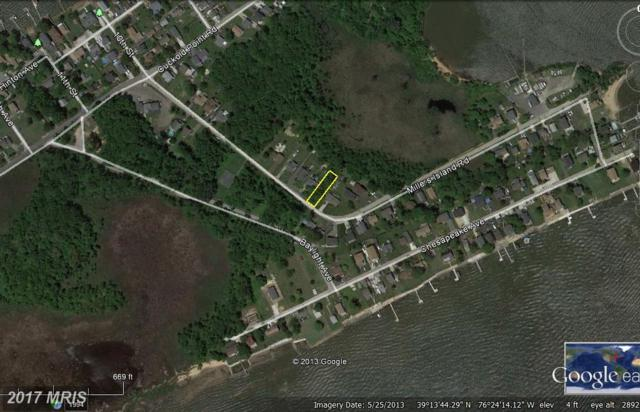 8946 Millers Island Boulevard, Sparrows Point, MD 21219 (#BC10041548) :: Pearson Smith Realty