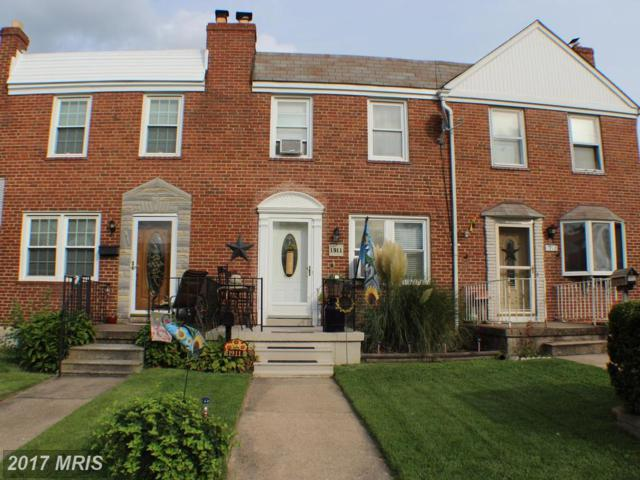 1911 Eastfield Road, Dundalk, MD 21222 (#BC10043407) :: Pearson Smith Realty