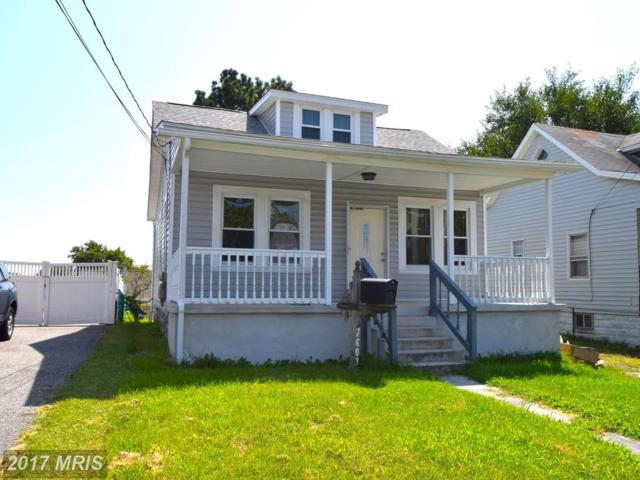 7603 Carson Avenue, Baltimore, MD 21224 (#BC10044952) :: Pearson Smith Realty