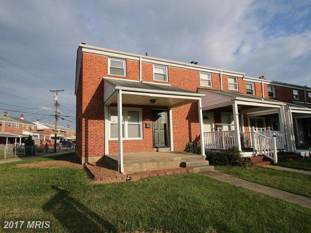 8079 Wallace Road, Dundalk, MD 21222 (#BC10047465) :: Pearson Smith Realty