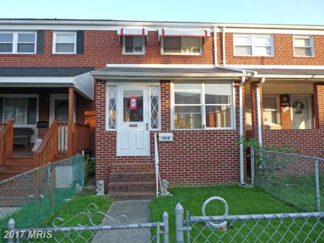 1919 Haselmere Road, Baltimore, MD 21222 (#BC10047764) :: Pearson Smith Realty