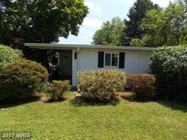 1 Wengate Road, Owings Mills, MD 21117 (#BC10048723) :: Pearson Smith Realty