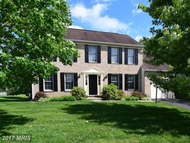 103 Hunting Horn Circle, Reisterstown, MD 21136 (#BC10050152) :: Pearson Smith Realty
