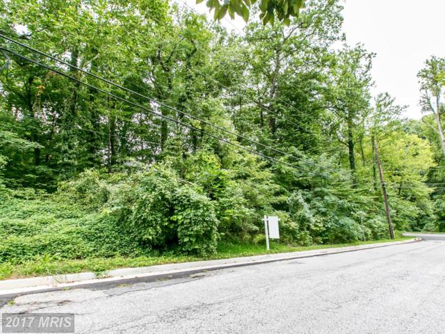 Woodland Drive, Baltimore, MD 21227 (#BC10051044) :: Pearson Smith Realty
