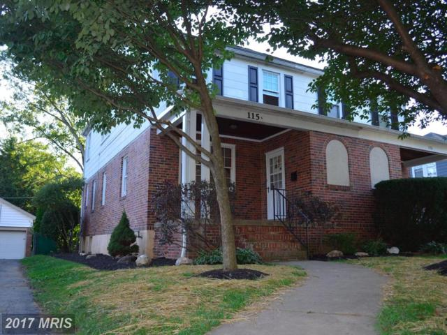 115-C Osborne Avenue, Catonsville, MD 21228 (#BC10052669) :: Pearson Smith Realty