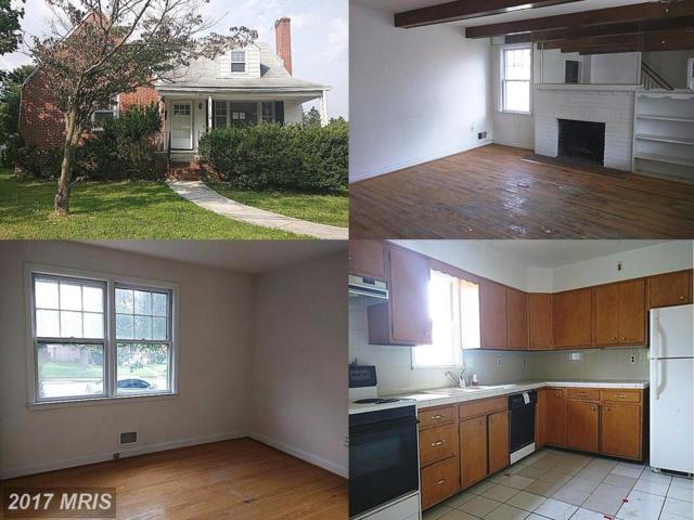 7515 Rockridge Road, Baltimore, MD 21208 (#BC10055547) :: LoCoMusings