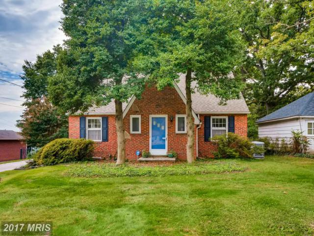 725 Walker Avenue, Baltimore, MD 21212 (#BC10055751) :: Pearson Smith Realty