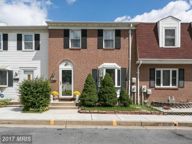 827 Thimbleberry Road, Baltimore, MD 21220 (#BC10056046) :: Pearson Smith Realty