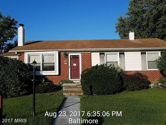 5932 Daybreak Terrace, Baltimore, MD 21206 (#BC10057155) :: Pearson Smith Realty