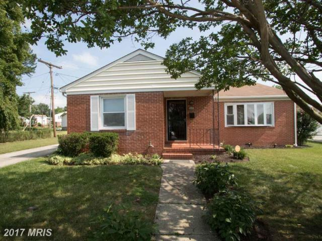 7908 Milbury Road, Baltimore, MD 21244 (#BC10058190) :: Pearson Smith Realty