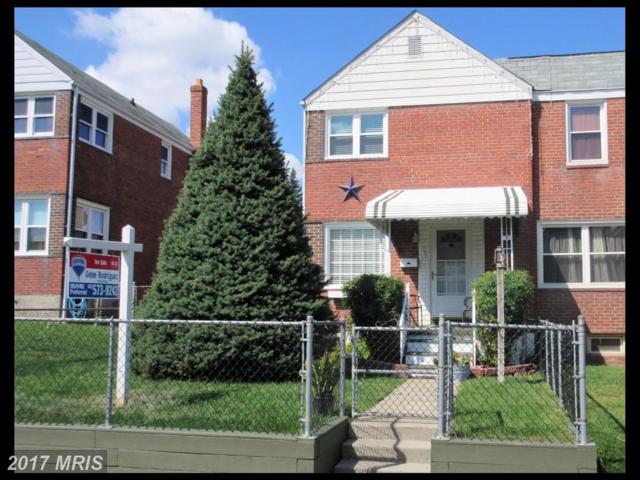732 Aldworth Road, Baltimore, MD 21222 (#BC10058264) :: Pearson Smith Realty