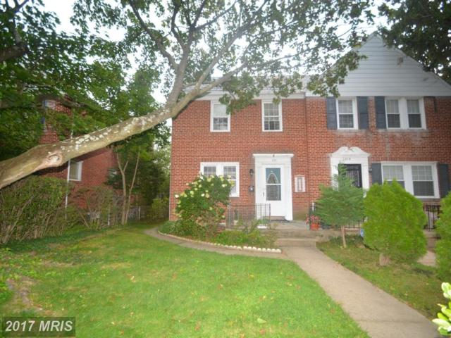 821 Braeside Road, Baltimore, MD 21229 (#BC10058854) :: Pearson Smith Realty