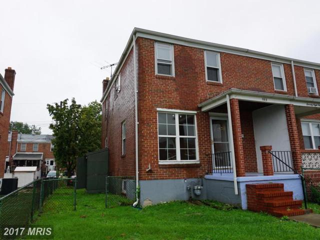 7813 Saint Fabian Lane, Baltimore, MD 21222 (#BC10060145) :: LoCoMusings