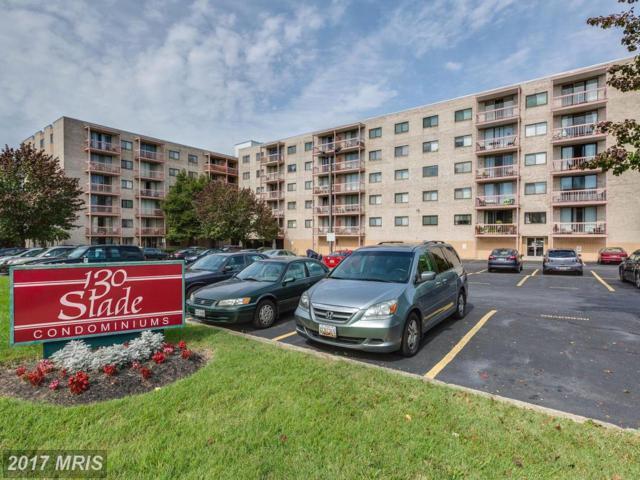 130 Slade Avenue #617, Baltimore, MD 21208 (#BC10061818) :: LoCoMusings