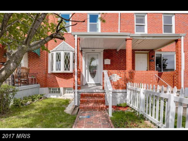 744 Aldworth Road, Baltimore, MD 21222 (#BC10062847) :: Wicker Homes Group