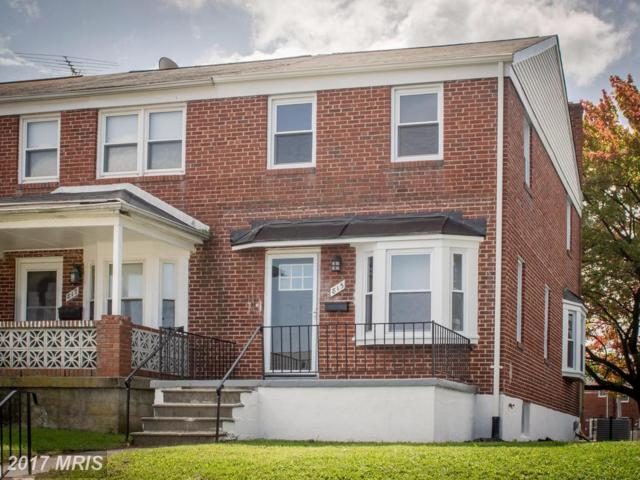 815 Marlyn Avenue N, Baltimore, MD 21221 (#BC10063170) :: Pearson Smith Realty
