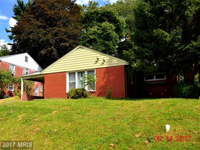 1322 Glendale Road, Baltimore, MD 21239 (#BC10064099) :: LoCoMusings