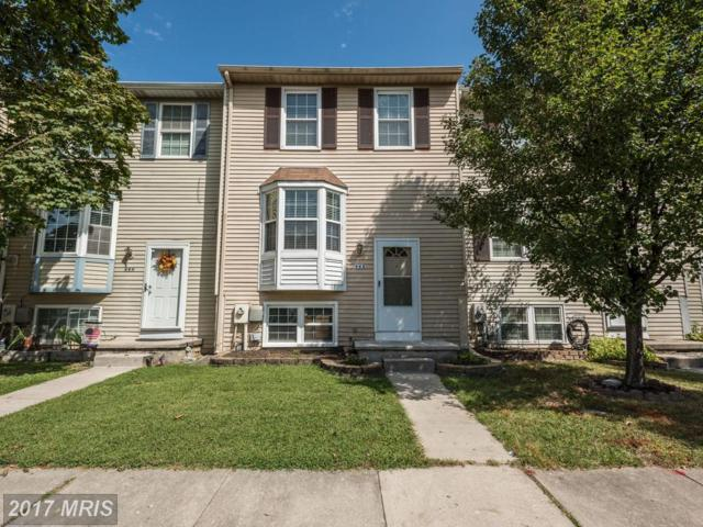 446 Machias Place, Baltimore, MD 21220 (#BC10066597) :: Pearson Smith Realty
