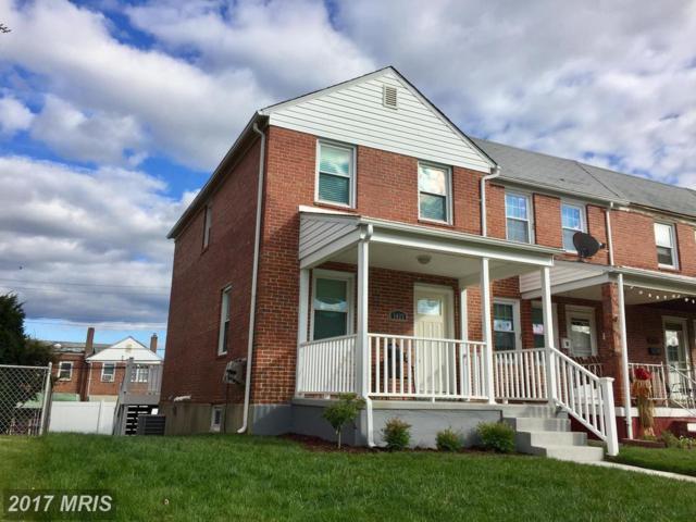 1627 Manor Road, Baltimore, MD 21222 (#BC10072096) :: LoCoMusings