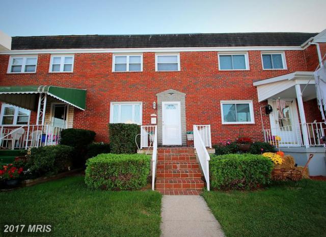 7887 Harold Road, Baltimore, MD 21222 (#BC10073688) :: LoCoMusings