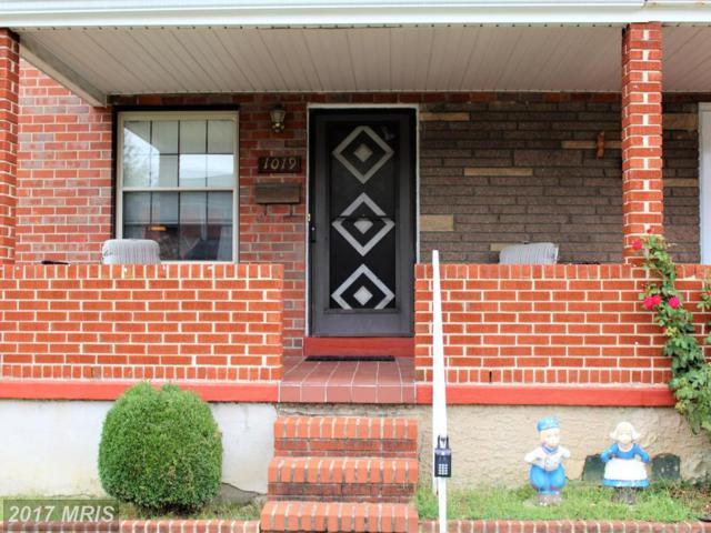 1019 Foxchase Lane, Baltimore, MD 21221 (#BC10077369) :: LoCoMusings
