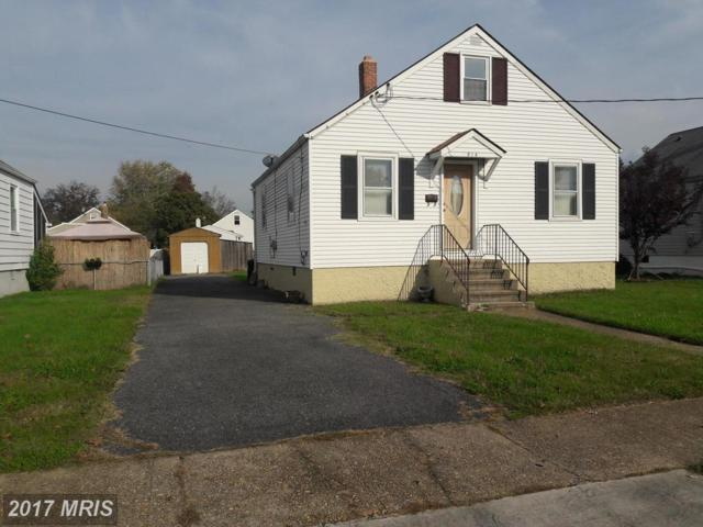 914 Woodlynn Road, Baltimore, MD 21221 (#BC10078086) :: Pearson Smith Realty