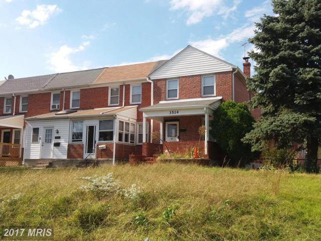 3514 Dunhaven Road, Baltimore, MD 21222 (#BC10078647) :: Pearson Smith Realty