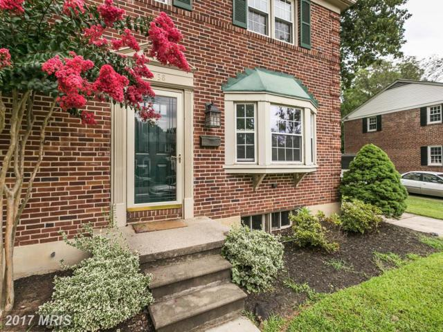 8238 Jeffers Circle, Towson, MD 21204 (#BC10080231) :: Gladis Group
