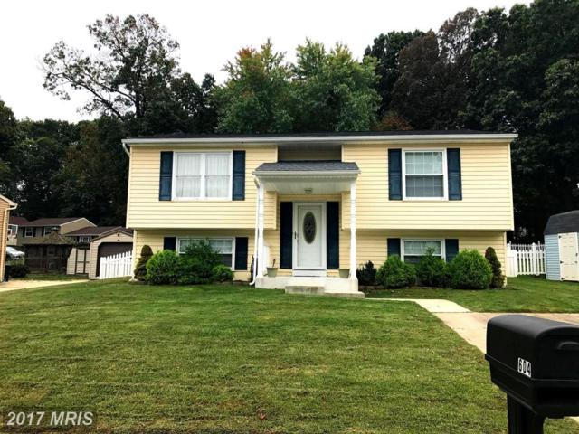 604 Fuselage Avenue, Baltimore, MD 21221 (#BC10081881) :: The Gus Anthony Team