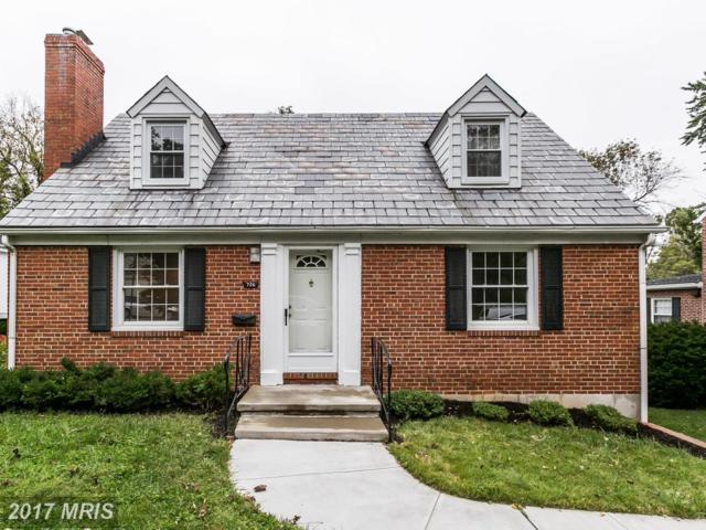 726 Stevenson Lane, Towson, MD 21286 (#BC10083483) :: Gladis Group