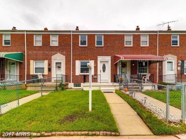 2107 Redthorn Road, Baltimore, MD 21220 (#BC10084091) :: LoCoMusings