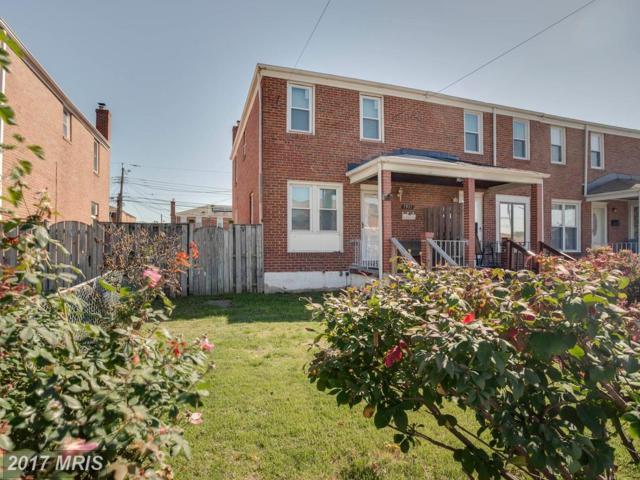 7911 Saint Bridget Lane, Baltimore, MD 21222 (#BC10085090) :: LoCoMusings