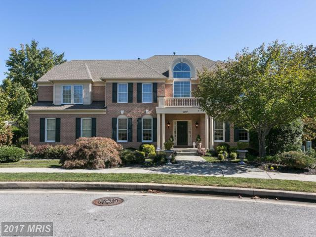 1137 Fairbanks Drive, Lutherville Timonium, MD 21093 (#BC10087419) :: The Dailey Group