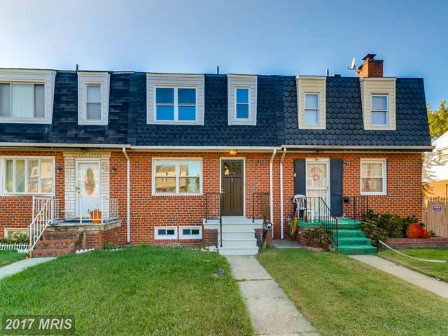 6148 Radecke Avenue, Baltimore, MD 21206 (#BC10088289) :: The Vashist Group