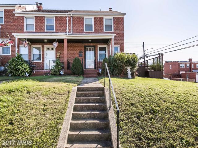 7101 Gough Street, Baltimore, MD 21224 (#BC10088773) :: Pearson Smith Realty