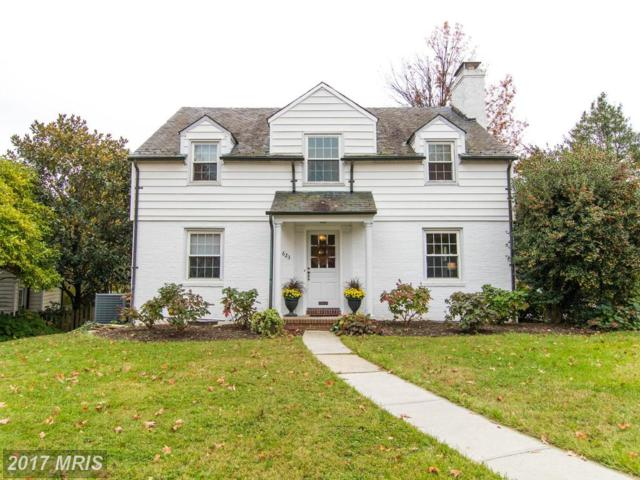 623 Sussex Road, Towson, MD 21286 (#BC10089993) :: The MD Home Team
