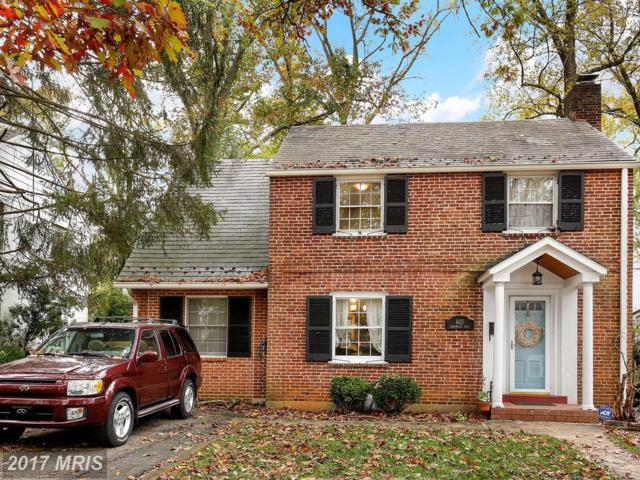 603 Carysbrook Road, Baltimore, MD 21208 (#BC10097188) :: Pearson Smith Realty