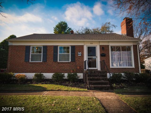 830 Ivydale Avenue, Reisterstown, MD 21136 (#BC10105679) :: Pearson Smith Realty
