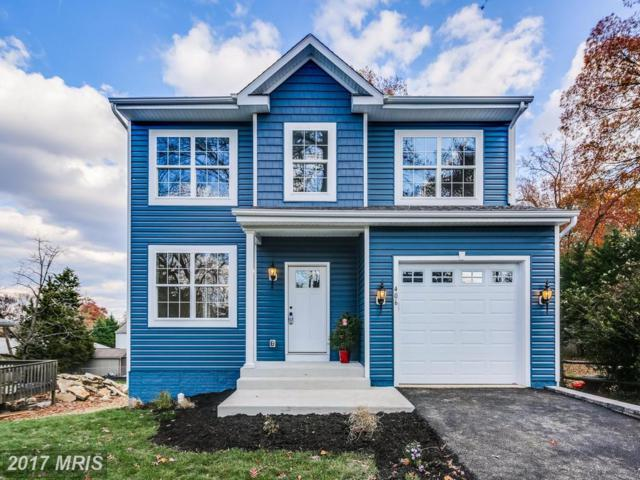 406 Maryland Avenue, Catonsville, MD 21228 (#BC10106691) :: Wes Peters Group