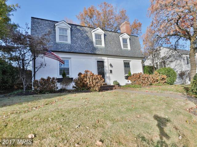 612 Sussex Road, Towson, MD 21286 (#BC10106752) :: The Miller Team