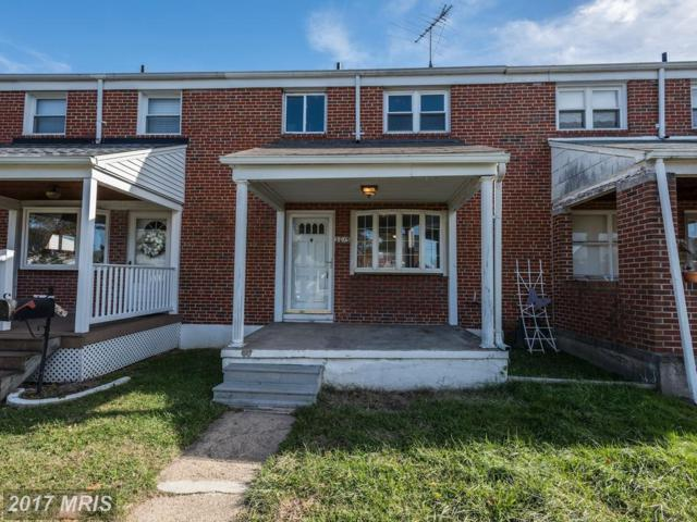 2015 Ormand Road, Baltimore, MD 21222 (#BC10106971) :: The MD Home Team