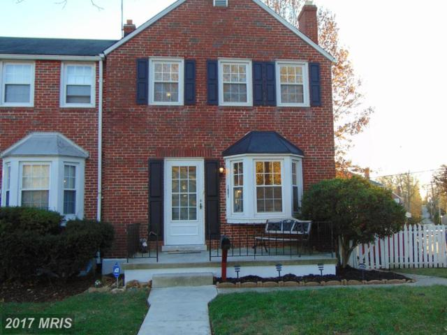 1601 Thetford Road, Towson, MD 21286 (#BC10107965) :: The Miller Team