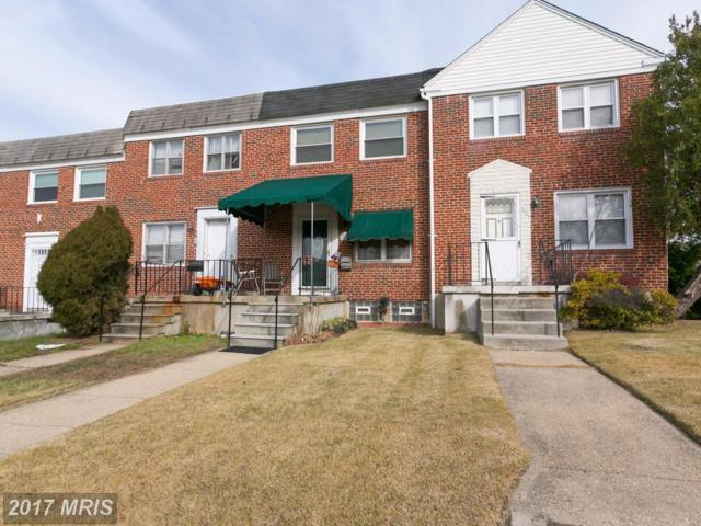 7803 Hillsway Avenue, Parkville, MD 21234 (#BC10109092) :: The MD Home Team