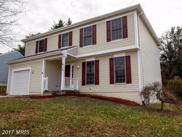 415 Doe Meadow Drive, Owings Mills, MD 21117 (#BC10115117) :: Pearson Smith Realty