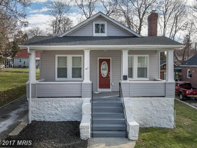 3611 Patterson Avenue, Baltimore, MD 21207 (#BC10116895) :: Pearson Smith Realty