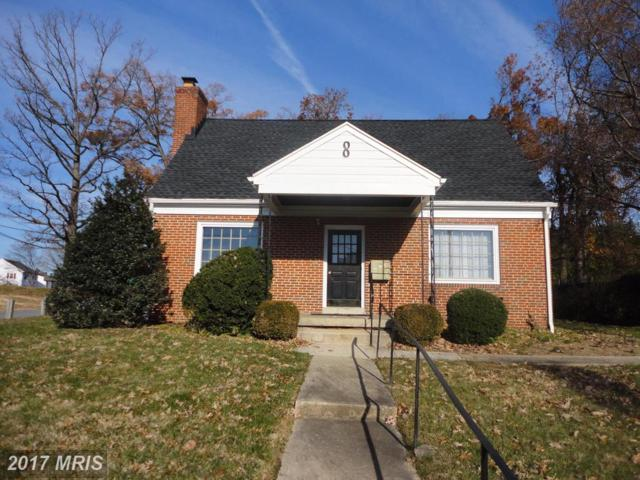 8 Seminary Avenue, Lutherville Timonium, MD 21093 (#BC10118338) :: The Bob & Ronna Group