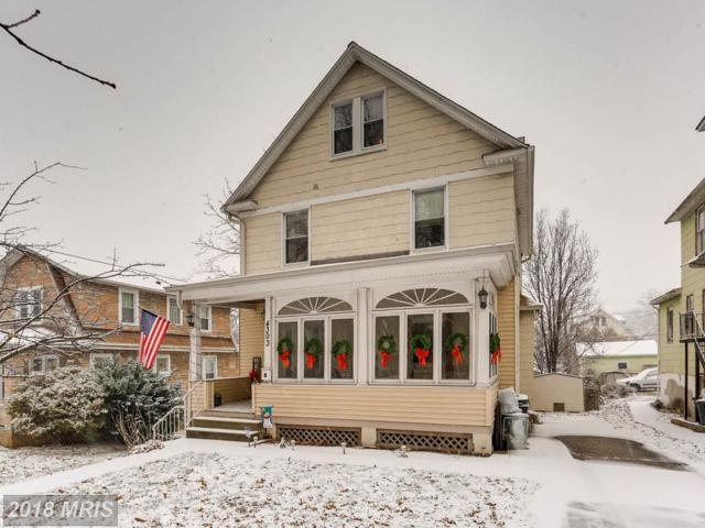 4303 Kenwood Avenue, Baltimore, MD 21206 (#BC10122106) :: The Gus Anthony Team