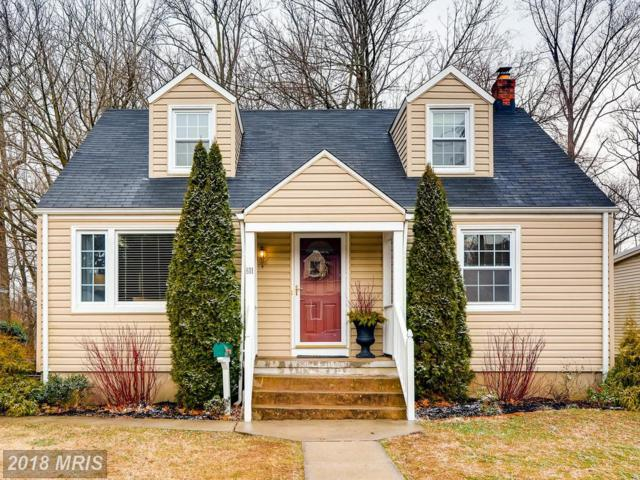 611 Goucher Avenue, Lutherville Timonium, MD 21093 (#BC10124914) :: Pearson Smith Realty