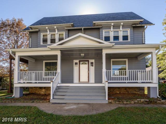 605 Laurel Hill Lane, Baltimore, MD 21228 (#BC10127439) :: Pearson Smith Realty