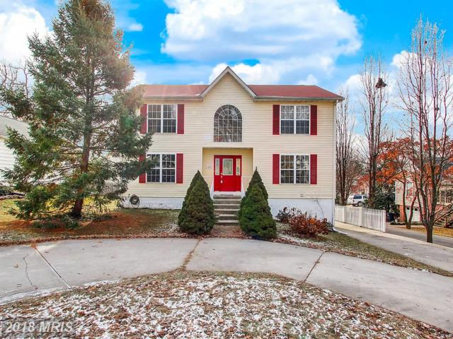 105 Seminary Avenue, Lutherville Timonium, MD 21093 (#BC10128711) :: Pearson Smith Realty